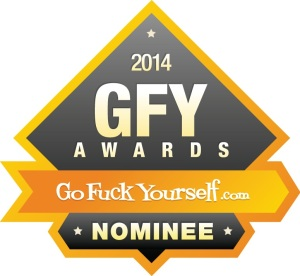 'GFY Awards 2014' Nominee in the Category: 'Best Content Provider'